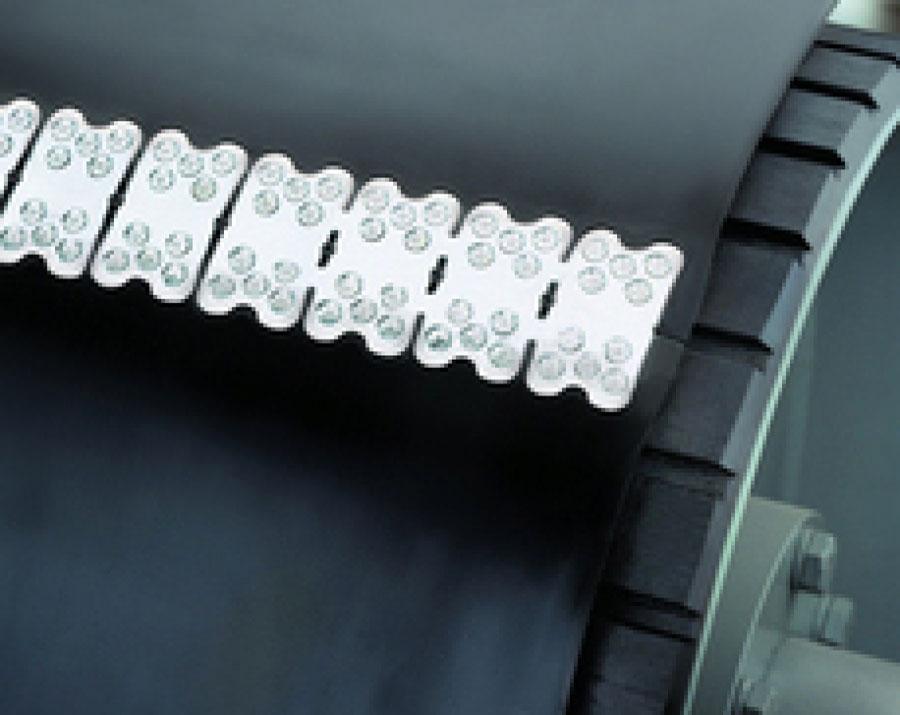 Flexco® BR™ Rivet Solid Plate System
